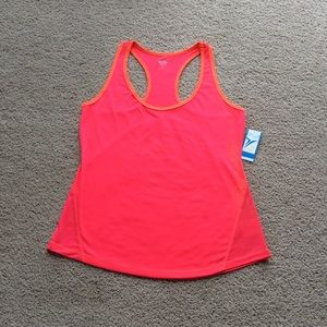 *NWT* Old Navy Active Semi-Fitted Racerback Tank